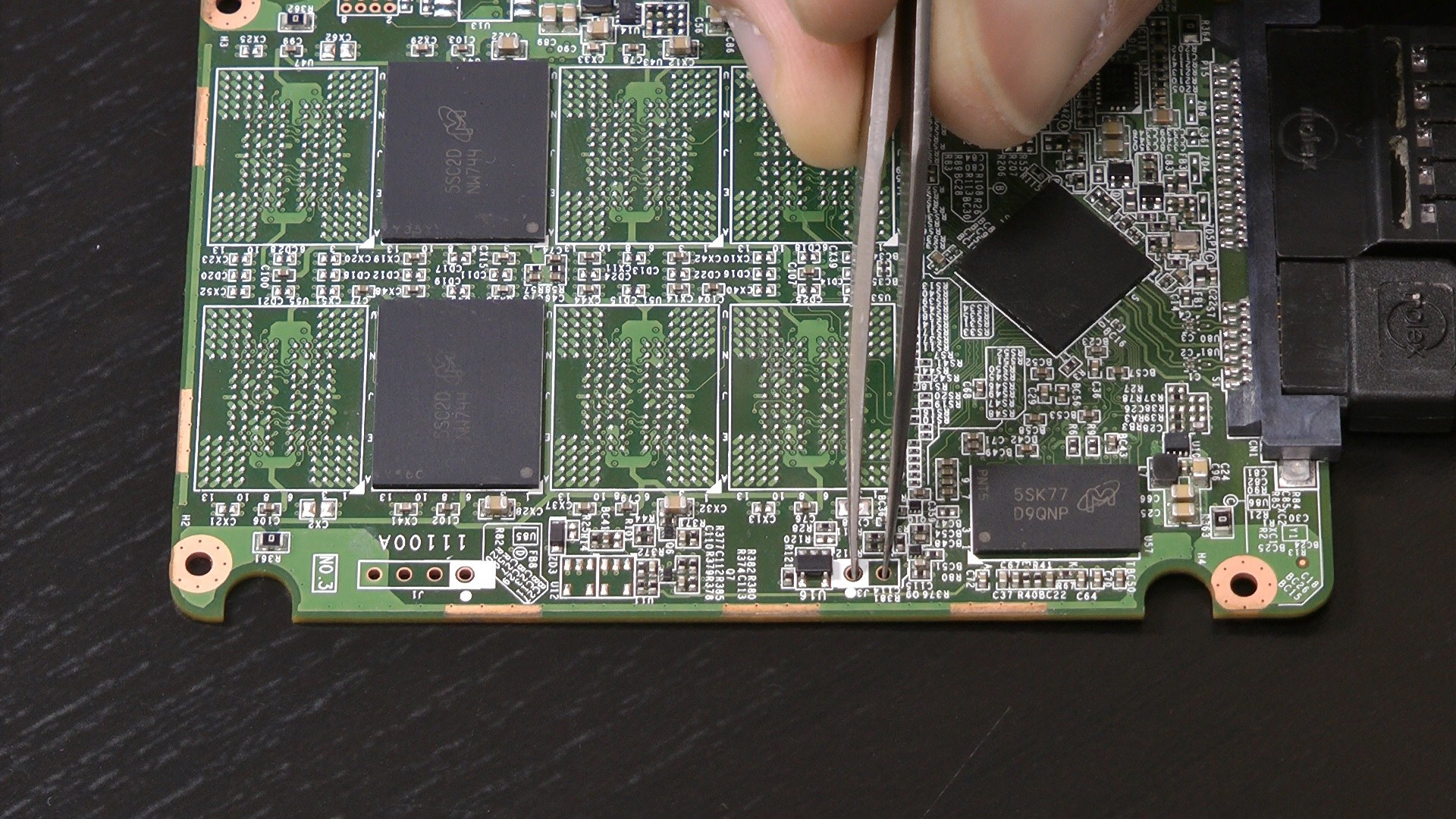 Life after Trim: Using Factory Access Mode for Imaging SSD